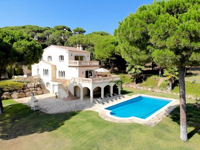Photo for Santa Cristina d'Aro, Girona, Spain.  Magnificent Luxurious Villa with Pool