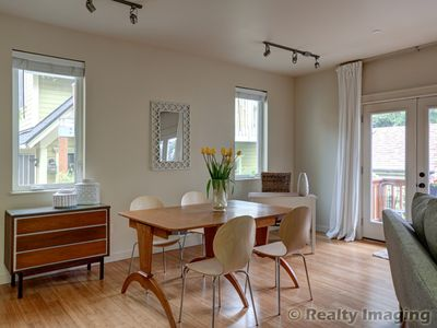 Photo for Great NW location! Free Parking!  Newer condo Walk Score 95!