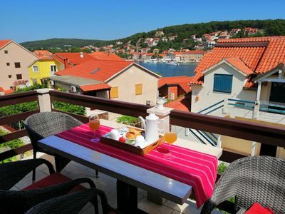 Photo for Apartments Štambuk (67351-A4) - Jelsa - island Hvar