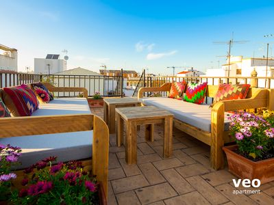 Photo for Arenal Terrace. House with 4 bedrooms & private terrace