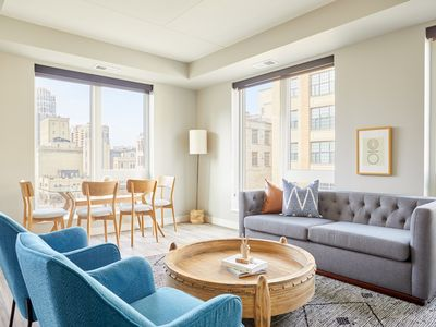 Photo for Sonder | Vicinity | Gorgeous 2BR + Balcony