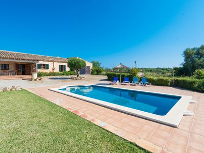 Photo for Sa Caseta - Cottage for 4 people in Son Serra de Marina