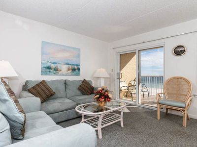 Photo for 3rd Floor Open, Airy Condo w/ Great Views, Close To Dining, and More!