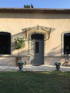 Photo for House in Provence between vines and village