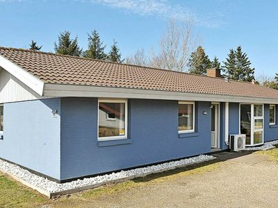 Photo for Beautiful Holiday Home in Jutland Denmark with Whirlpool
