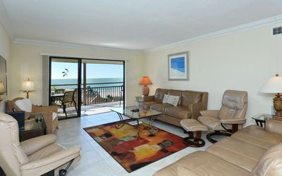 Photo for Buttonwood 462 - 3 Bedroom Condo with Private Beach with lounge chairs & umbrella provided, 2 Poo...