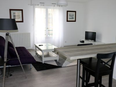 Photo for LE NEVEZTELL - BEL APPARTEMENT A NOUVOITOU