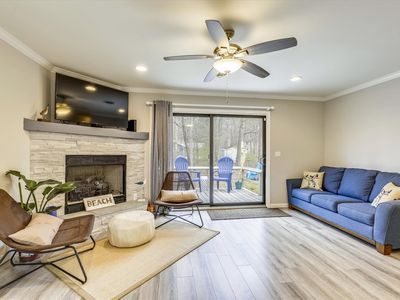 Photo for Pet-Friendly Home with Yard & Deck - 10-Minute Drive from OCMD!