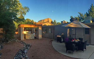Photo for Desert Rose- Contemporary Style with Great Outdoor Living Space and Hot Tub
