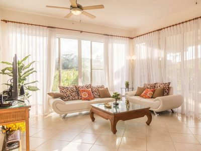 Photo for This villa is a 2 bedroom(s), 2 bathrooms, located in Sosua, Puerto Plata.