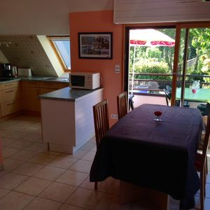 Photo for 1BR Apartment Vacation Rental in Clohars-Carnoët, Bretagne