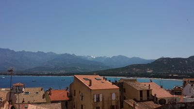 Photo for F3 fully airconditioned apartment in Calvi Center