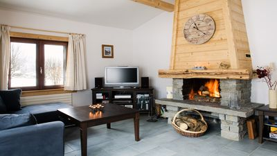 Photo for Chalet Dahu- A 5 Bedroom Refurbished Traditional Savoyard Chalet