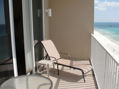 Photo for SUMMER SPECIAL.  Fabulous 2BR condo overlooking Luxurious Gulf coast.