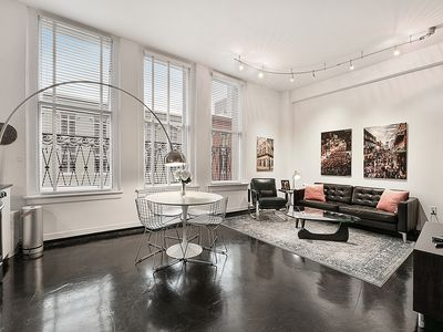 Chic New Orleans Loft (Unit 2) Blocks from French Quarter