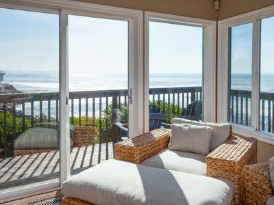 Photo for Spectacular!!! This House Is On The Bluff With An Unobstructed View The Ocean
