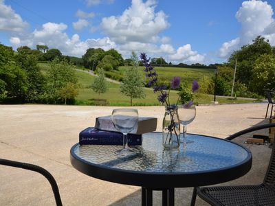 Photo for 1BR Barn Vacation Rental in Beaminster