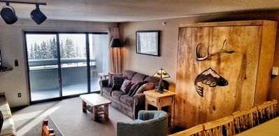 Photo for 🔥🔥SKI IN/SKI OUT condo with Views! CLOSEST STAY to CHAIR 1 & 2!!🔥🔥