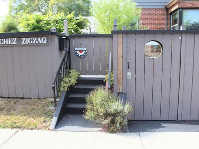 Photo for Through the PORTHOLE:  Luxury, Privacy, Peaceful and Close to town.
