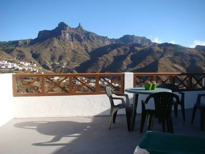 Photo for RURAL APARTMENT-  TEJEDA -  GRAN CANARIA