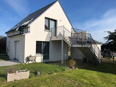 Photo for Small house / apartment in hamlet near beaches