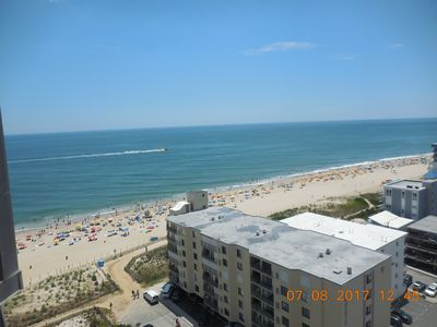 Photo for Best view in Ocean City.  Water View from Each Room.