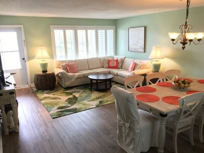 Photo for OCEANVIEW Villa in Tar Landing (Atlantic Beach, NC)