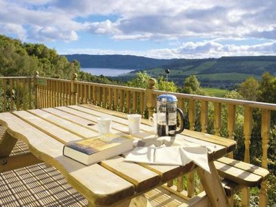 Photo for Achmony Holiday Chalets, Drumnadrochit  in Highlands - 6 persons, 3 bedrooms