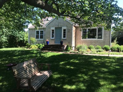 Photo for Montauk Family Retreat by the Golf Course, close to town & beach