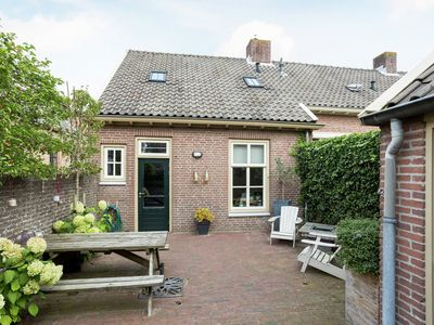 Photo for Beautiful holiday home for 4 people on a delightful historical square in Buren