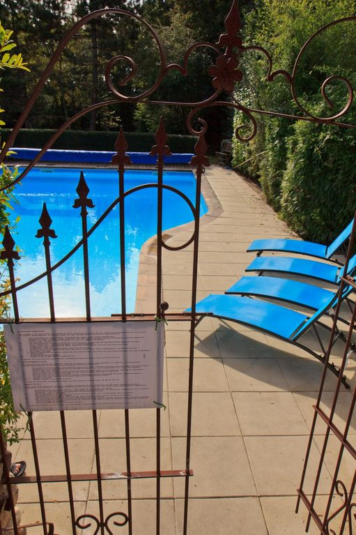Property Image#6 Beautiful Holiday Home For 16 People With Own Pool,  Lainsecq,