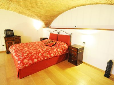 Photo for 1BR Apartment Vacation Rental in Rome
