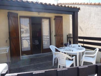 Photo for Apartment Marseillan-Plage, 2 bedrooms, 4 persons