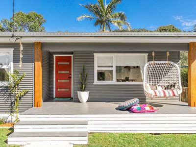 Photo for ABASEA a gorgeous, beautifully modernised original Byron Bay 1950's home.