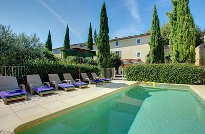Photo for 3 bedroom Villa, sleeps 6 in Caromb with Pool and WiFi