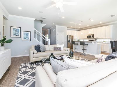 Photo for Amazing 6 Bedroom 5 Bathroom Show Home With Lake View