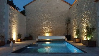 Photo for house with heated pool from May to September