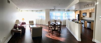 Photo for Classic 2 Bedroom apartment next to High Park