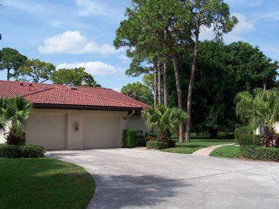 Photo for Weekly rentals!  Comfortable 2 bdrm/2 Bath Villa - just minutes from Beaches
