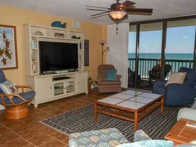 Photo for Beautiful Oceanfront 3 bedroom/3 bath condo. Great location! Great Amenities!