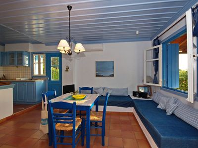 Photo for House in Alonnisos with Internet, Air conditioning, Parking, Terrace (911838)