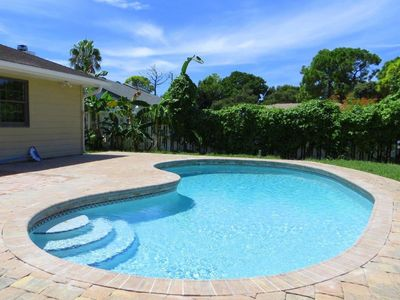 Photo for Modern West Bradenton Pool Home