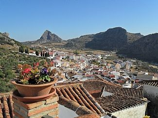 Casa Rita - view from roof terrace