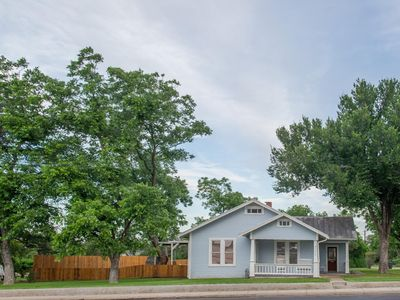 Photo for Sleeps 14 - Private Pool - 1/4 Miles from Downtown Main Street