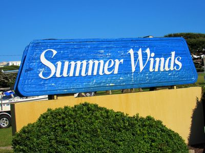 Photo for Ocean Front, Ocean View Condo -  Oceanfront Summerwinds Condos