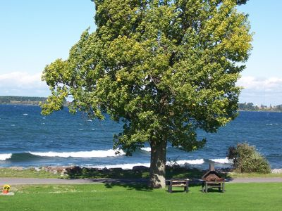 Photo for Waterfront Cottage, Cape Vincent, Tibbetts Point, Great Fun For The Whole Family