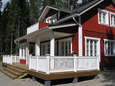 Photo for Vacation home Villa kukkula in Multia - 8 persons, 4 bedrooms