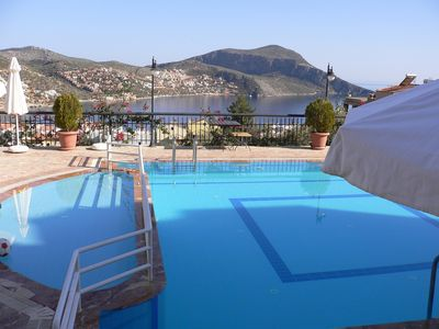 Photo for Stunning Penthouse Apartment At The Emir In Kalkan, Turkey