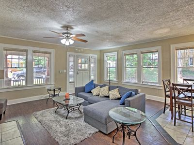 Photo for Spacious Townhouse 10 Mins to Downtown Atlanta!