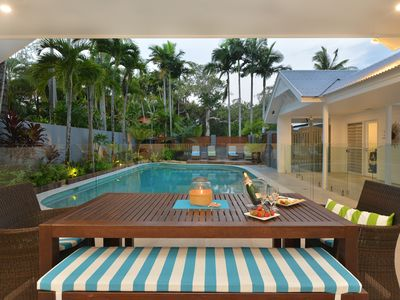 "Photo for Beach Pavilions     Magnificent ""Port Douglas""  Beach House"